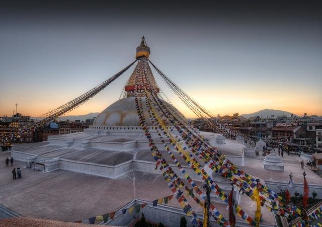 Vẻ đẹp của 10 địa danh tâm linh nổi tiếng thế giới - 8
