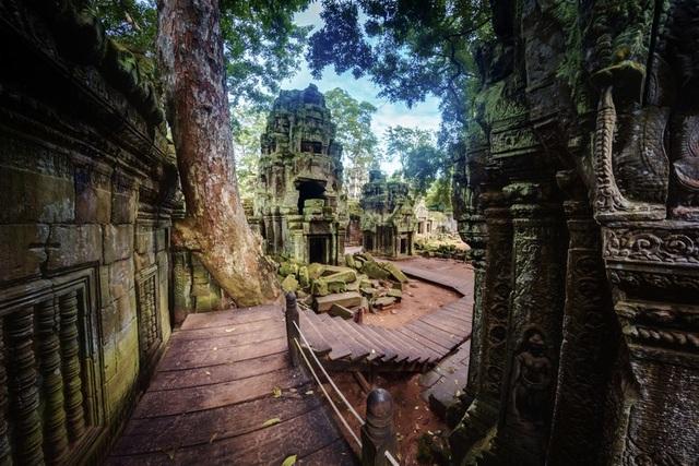 Vẻ đẹp của 10 địa danh tâm linh nổi tiếng thế giới - 10
