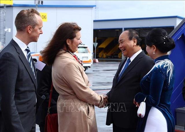 Thủ tướng bắt đầu thăm chính thức Vương quốc Thụy Điển - 1