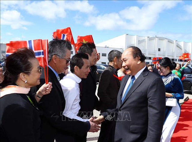 Thủ tướng kết thúc tốt đẹp thăm chính thức Vương quốc Na Uy - 1