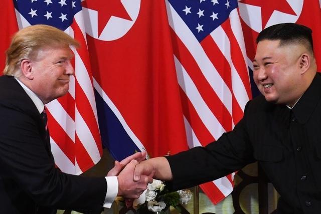 Ông Trump: Triều Tiên có tiềm năng lớn, ông Kim Jong-un nên nắm bắt cơ hội - 1