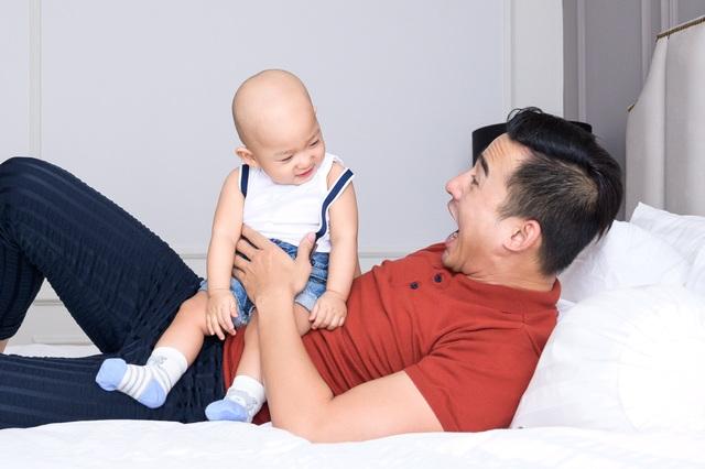Thăm tổ ấm của cặp vợ chồng ngôn tình đáng ghen tị nhất nhì showbiz Việt - 12