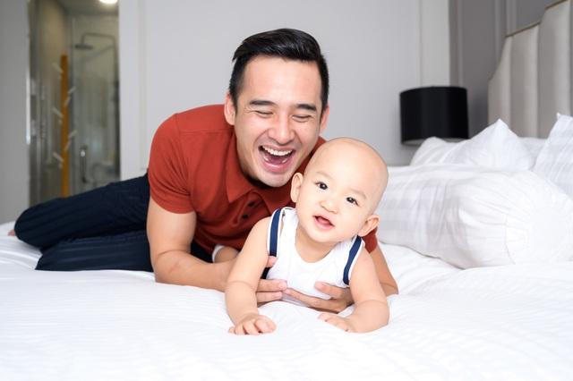 Thăm tổ ấm của cặp vợ chồng ngôn tình đáng ghen tị nhất nhì showbiz Việt - 14