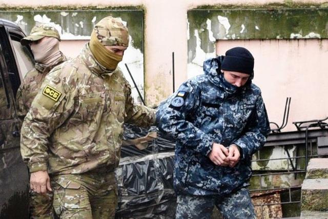 Nga bác phán quyết của tòa quốc tế về việc thả thủy thủ Ukraine - 1