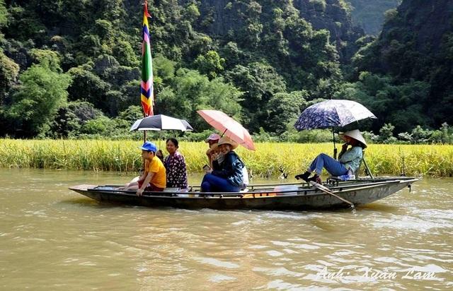 Ninh Bình đón gần 5,4 triệu lượt khách trong 6 tháng đầu năm 2019 - 2