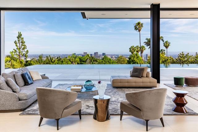 Bên trong biệt thự xa hoa có giá thuê 1,5 triệu USD/tháng đắt nhất Mỹ - 2