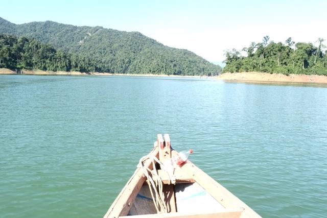 Du lịch vùng thủ phủ vàng Phước Sơn