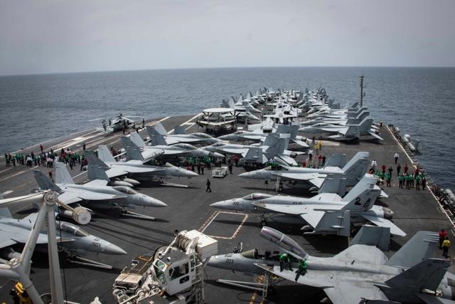 Vịnh Ba Tư dậy sóng khi Mỹ - Iran leo thang căng thẳng - 2