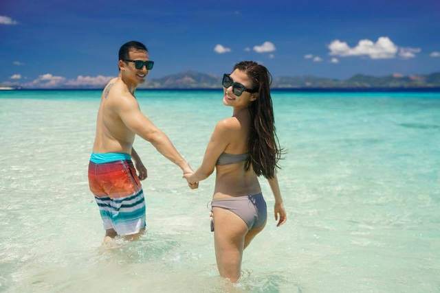 Thăm tổ ấm của cặp vợ chồng ngôn tình đáng ghen tị nhất nhì showbiz Việt - 1