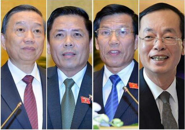 Phó Thủ tướng Phạm Bình Minh lần đầu đăng đàn trả lời chất vấn - 1