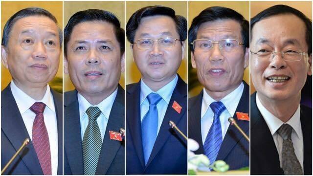 Tổng Thanh tra và 4 Bộ trưởng vào danh sách đề nghị chất vấn - 1