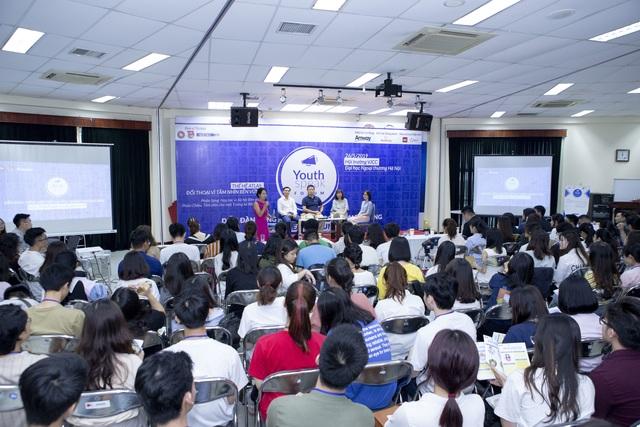 Amway Việt Nam đồng hành cùng diễn đàn Tiếng nói trẻ Youthspeak 2019 - 3