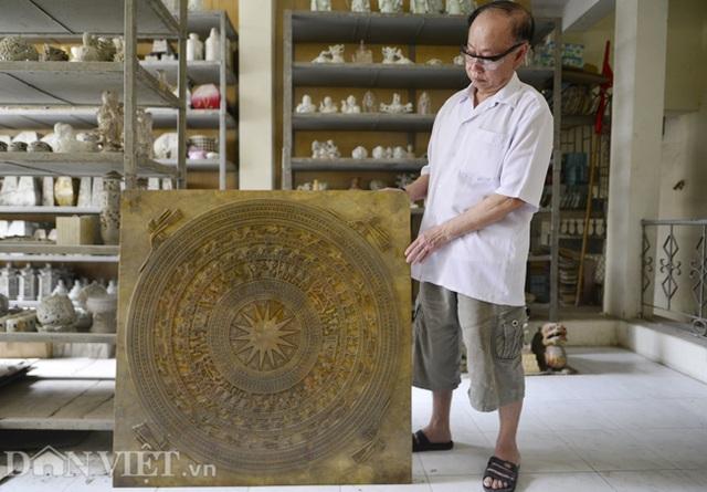 Chiêm ngưỡng bộ lư lọ được đại gia Trung Quốc định giá 15 tỷ đồng - 10