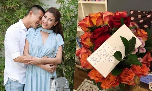 Thăm tổ ấm của cặp vợ chồng ngôn tình đáng ghen tị nhất nhì showbiz Việt - 3