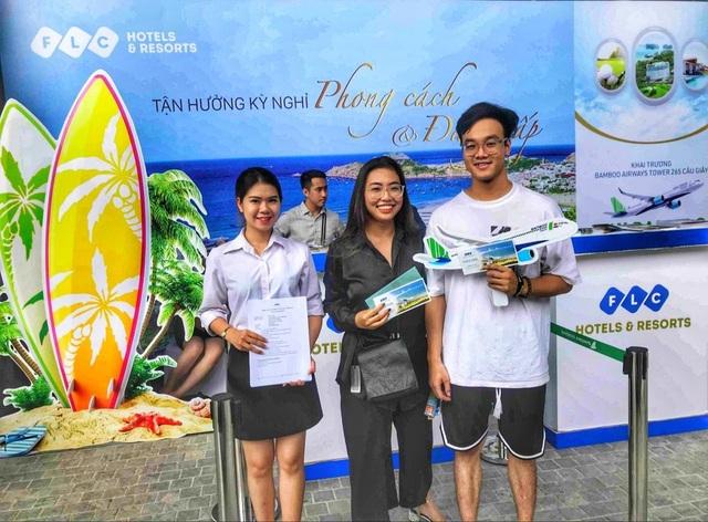 """Combo nghỉ dưỡng 800.000 VND gây """"sốt"""" ngay ngày đầu """"Tuần lễ vàng – Ngập tràn ưu đãi"""" tại Bamboo Airways Tower - 1"""