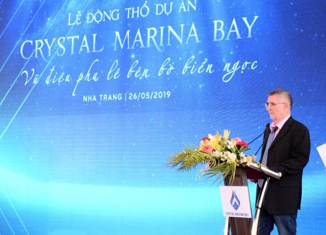 """Crystal Marina Bay – Dự án hội tụ các đối tác """"khủng"""" - 3"""
