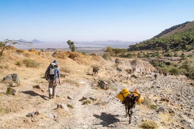 Đá Đông Phi cổ đại đem đến manh mối về loại núi lửa hiếm - 1