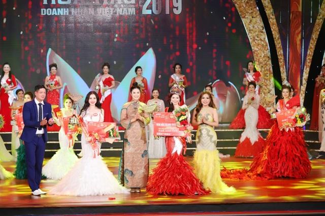 Doanh nhân Nguyễn Thị Nhung – Bóng hồng đăng quang Hoa hậu Doanh nhân Việt Nam 2019 - 2