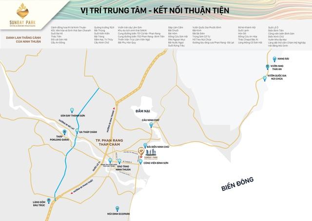 Đường đến thiên đường du lịch Ninh Thuận chưa bao giờ dễ đến thế! - 1