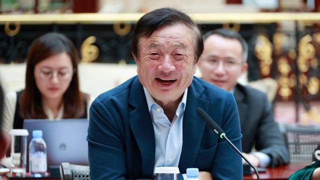 Nhà sáng lập Huawei phản đối Trung Quốc trả đũa Apple - 1