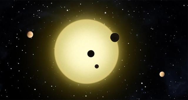 Phát hiện 18 ngoại hành tinh kích cỡ giống Trái Đất - 1