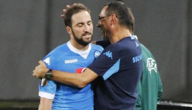 Rộ tin Maurizio Sarri dẫn dắt Juventus và mang Higuain trở lại - 3