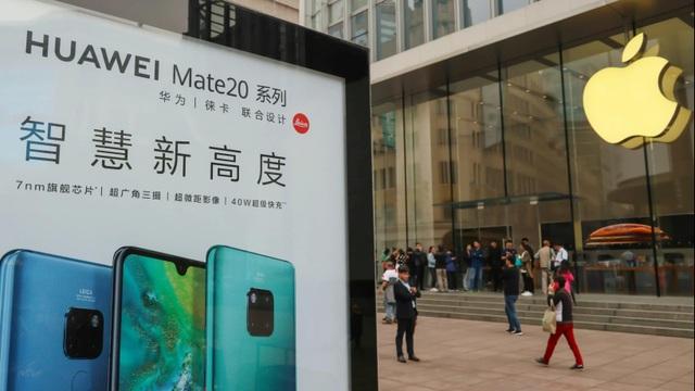 Giám đốc điều hành Huawei phản đối Trung Quốc trả đũa Apple - 2
