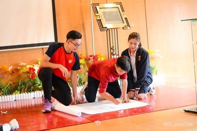 Lộ diện cặp đôi King và Queen trường THPT Nguyễn Bỉnh Khiêm  - 12