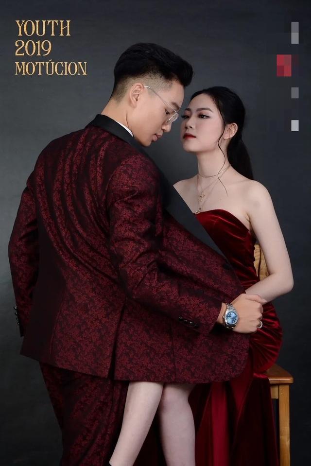 Lộ diện cặp đôi King và Queen trường THPT Nguyễn Bỉnh Khiêm  - 1