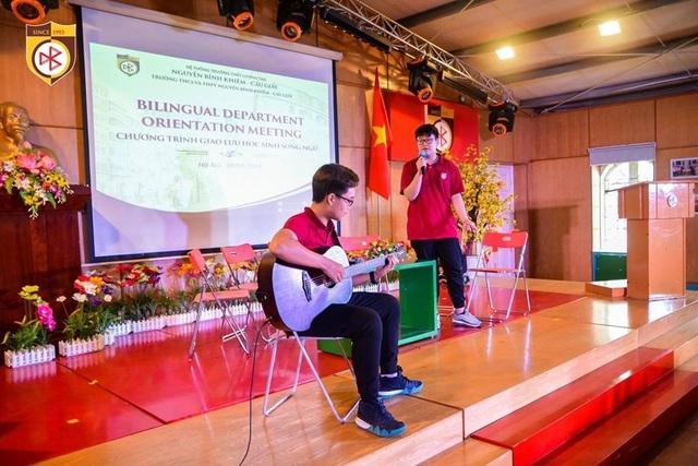 Lộ diện cặp đôi King và Queen trường THPT Nguyễn Bỉnh Khiêm  - 11