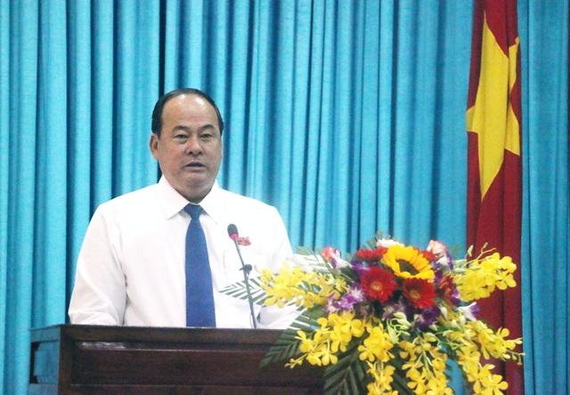 An Giang bầu tân Chủ tịch UBND tỉnh - 2