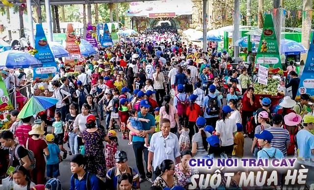 Lễ hội trái cây Nam Bộ lần thứ 15 đậm đà văn hóa Nam Bộ - 2