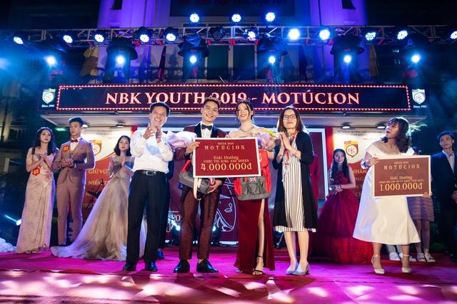 Lộ diện cặp đôi King và Queen trường THPT Nguyễn Bỉnh Khiêm  - 13