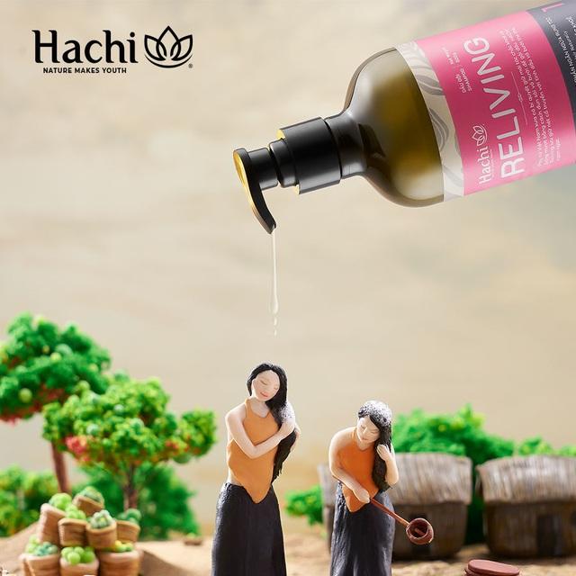 Mỹ phẩm thiên nhiên HACHI ra mắt nhận diện thương hiệu mới,  chuyển mình để bứt phá - 4