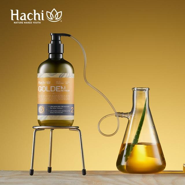 Mỹ phẩm thiên nhiên HACHI ra mắt nhận diện thương hiệu mới,  chuyển mình để bứt phá - 6
