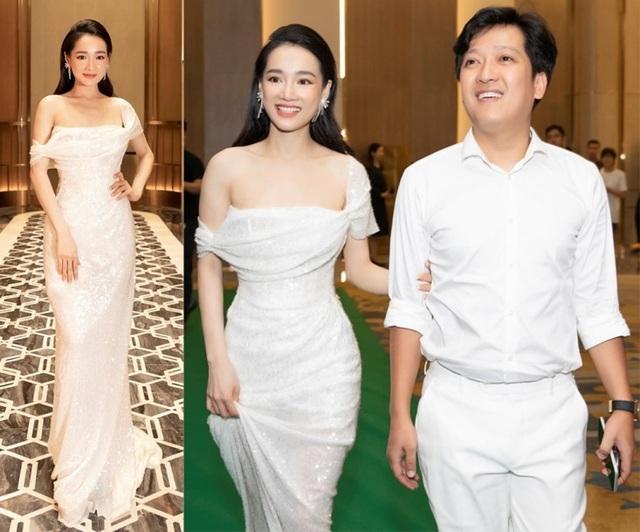Hoa hậu Ngọc Hân, Thúy Ngân, Phạm Quỳnh Anh khoe dáng trong trang phục áo tắm chào hè - 10