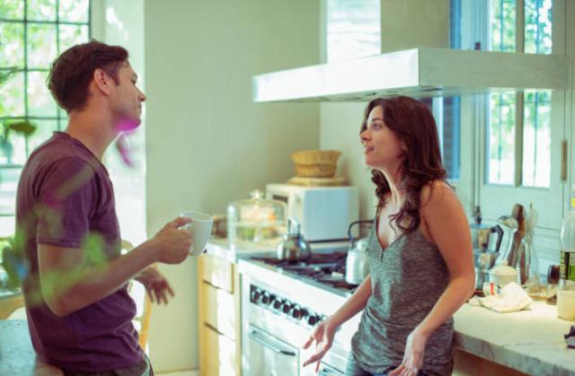 4 cách kết thúc tích cực những tranh cãi vợ chồng - 1