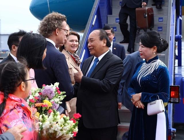 Thủ tướng: Bà con kiều bào là bộ phận không thể tách rời của Việt Nam - 1