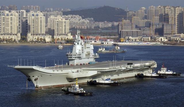 Trung Quốc lo thiệt hại lớn vì chiến tranh thương mại, buộc phải tính lại chi tiêu cho Hải quân - 1
