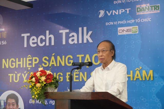 Nhân tài Đất Việt 2019 tiếp tục truyền lửa đến cộng đồng khởi nghiệp TPHCM - 1