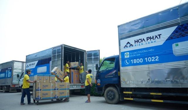 Điện lạnh Hòa Phát đã bán gần 200.000 sản phẩm - 1