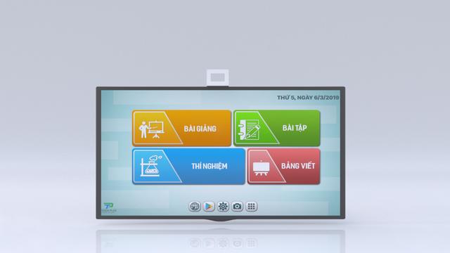 TouchPlus - hô biến màn hình thông thường thành màn hình cảm ứng, hỗ trợ giáo dục - 4