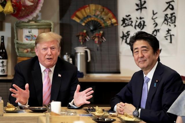 Tân Nhật hoàng đón tiếp Tổng thống Trump trong cuộc gặp lịch sử - 15