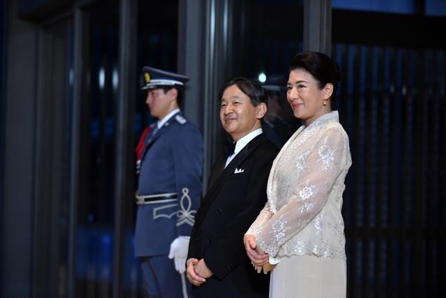 Tổng thống Trump dự quốc yến cùng Nhật hoàng Naruhito - 2