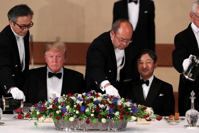 Tổng thống Trump dự quốc yến cùng Nhật hoàng Naruhito - 7