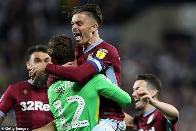 """Aston Villa đối đầu Derby County: Trận """"chung kết"""" có giá 170 triệu bảng Anh sẽ thuộc về ai ? - 1"""