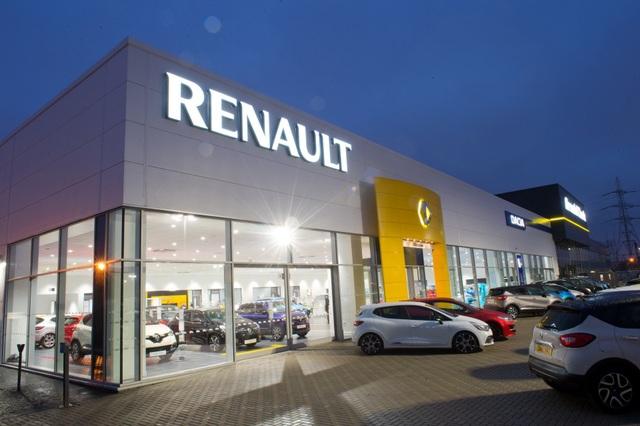 Fiat Chrysler và Renault sẽ về chung một nhà? - 1