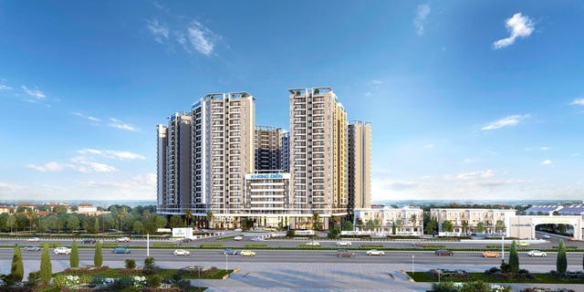 Safira mở bán 200 căn hộ tuyệt đẹp với chính sách bán hàng hấp dẫn - 1