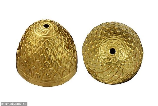 Chiêm ngưỡng chiếc bát vàng có giá hơn một tỷ đồng - 2