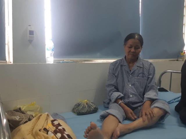 Phó Chủ tịch phường bị tố đạp gãy chân một phụ nữ - 1
